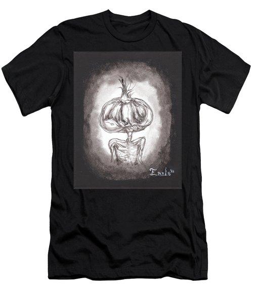 Garlic Boy Men's T-Shirt (Athletic Fit)