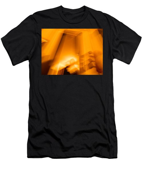 Gate Of The Golden Bass Men's T-Shirt (Athletic Fit)