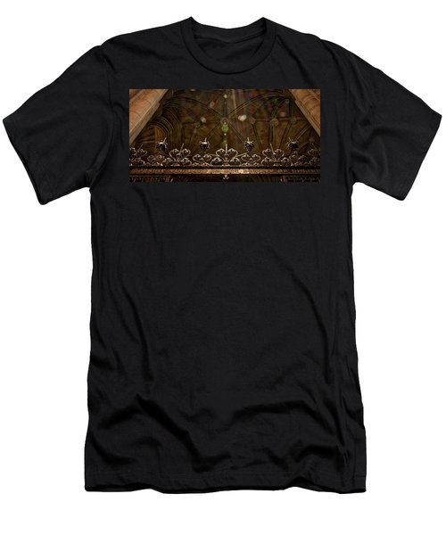 Gate To The Holy Spirit Chapel Men's T-Shirt (Athletic Fit)