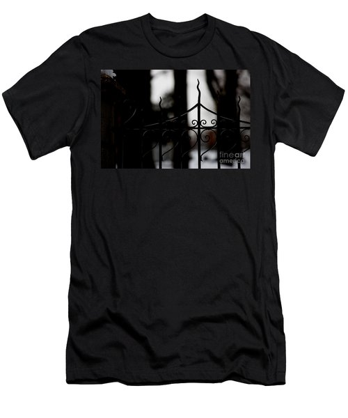 Gated Woods Men's T-Shirt (Athletic Fit)