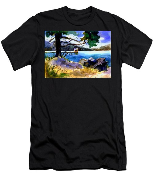 Gatekeeper's Tahoe Men's T-Shirt (Athletic Fit)
