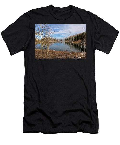 Gates Lake Men's T-Shirt (Athletic Fit)