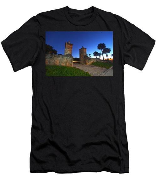 Gates Of The City Men's T-Shirt (Athletic Fit)