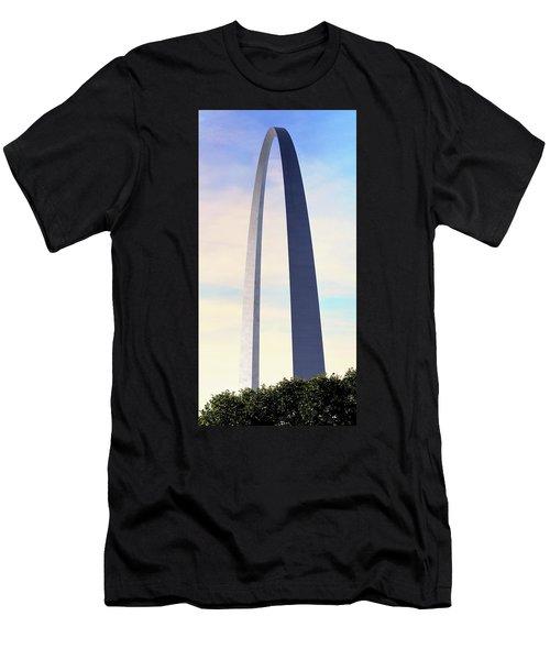 Gateway Arch - St Louis Men's T-Shirt (Athletic Fit)