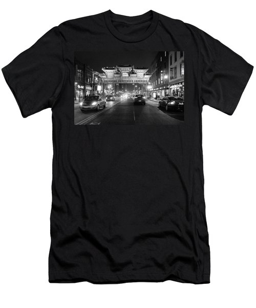 Gateway To Chinatown Men's T-Shirt (Athletic Fit)