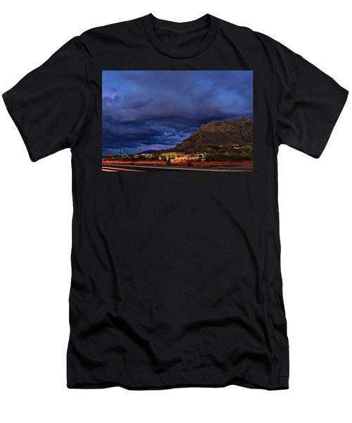 Gathering Storm Op51 Men's T-Shirt (Athletic Fit)