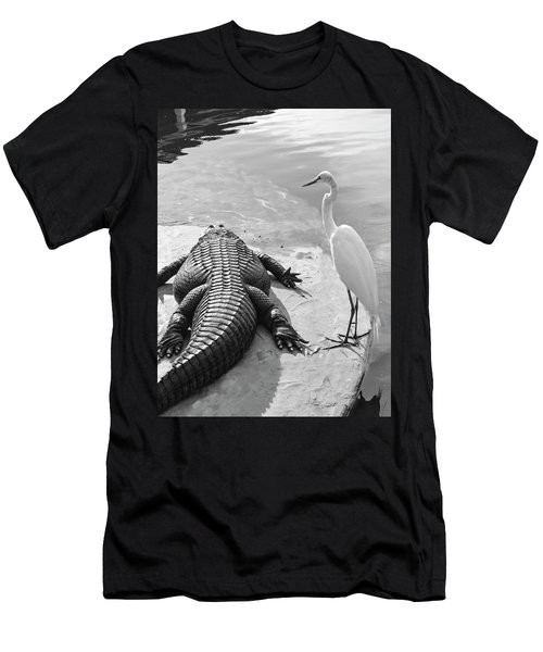 Gator Hand Men's T-Shirt (Athletic Fit)