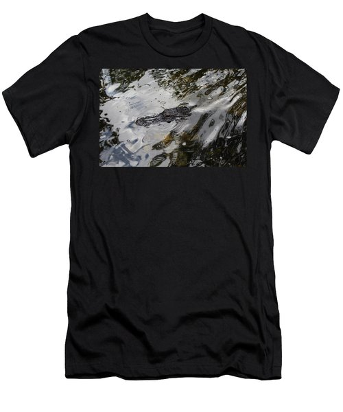 Gator Profile Men's T-Shirt (Athletic Fit)