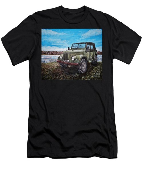 Gaz 69a Men's T-Shirt (Athletic Fit)
