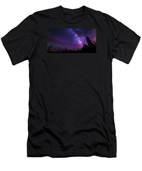 Gaze Men's T-Shirt (Slim Fit) by Chad Dutson