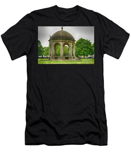 Gazebo Design Men's T-Shirt (Athletic Fit)