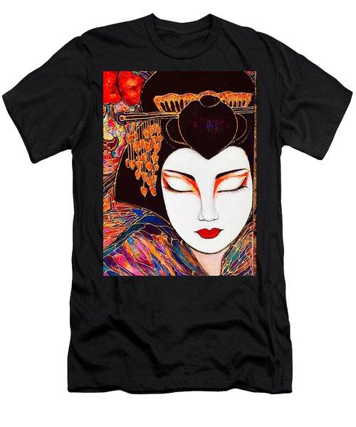 Geisha Men's T-Shirt (Athletic Fit)