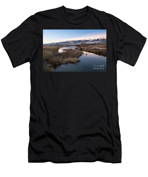 Gem Valley Men's T-Shirt (Athletic Fit)