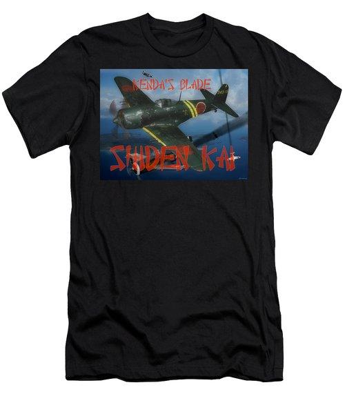 Genda's Blade Men's T-Shirt (Athletic Fit)