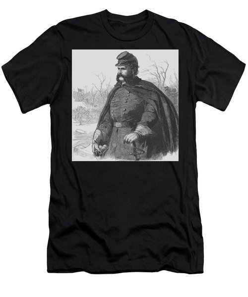 General Ambrose Burnside Men's T-Shirt (Athletic Fit)