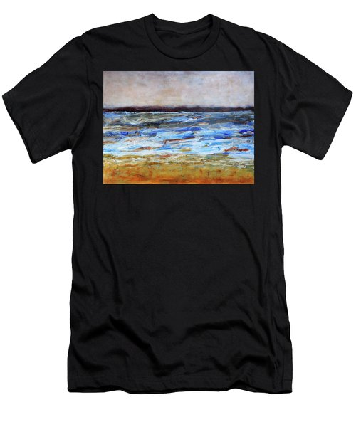 Generations Abstract Landscape Men's T-Shirt (Athletic Fit)