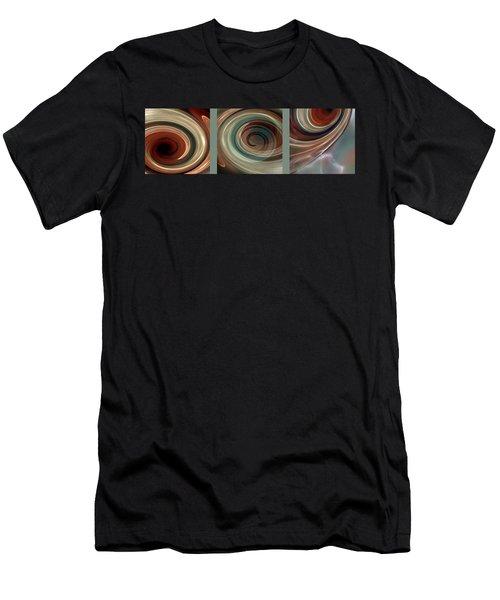 Genesis Triptychon Men's T-Shirt (Athletic Fit)
