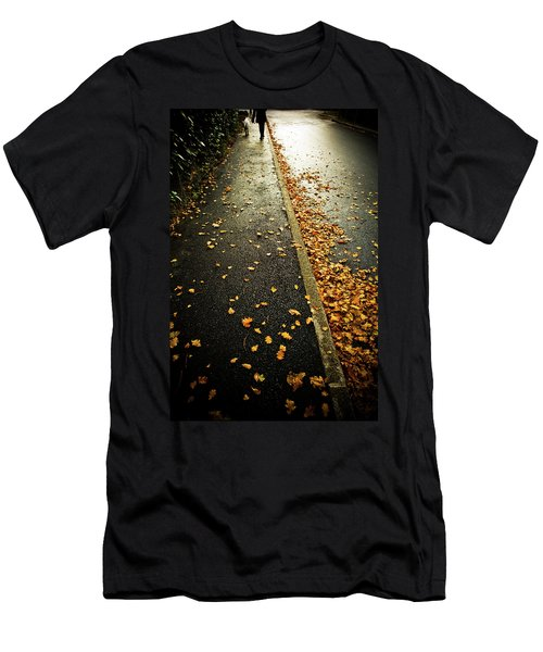 Men's T-Shirt (Athletic Fit) featuring the photograph Geneva by Lucian Capellaro