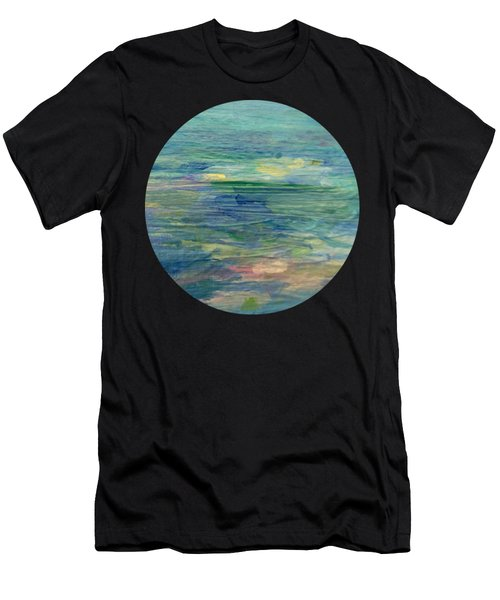 Gentle Light On The Water Men's T-Shirt (Athletic Fit)