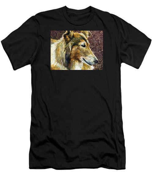 Gentle Spirit - Reveille Viii Men's T-Shirt (Athletic Fit)