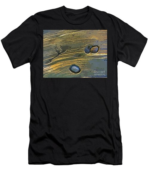 Geological Layers Eight Men's T-Shirt (Athletic Fit)