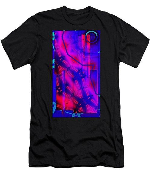 Geometric 2 Men's T-Shirt (Athletic Fit)