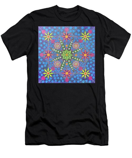 Geometry Of An Arkana Men's T-Shirt (Athletic Fit)