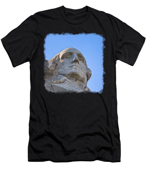George Washington 3 Men's T-Shirt (Athletic Fit)