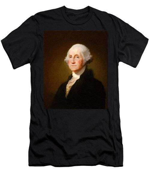 George Washington Men's T-Shirt (Athletic Fit)