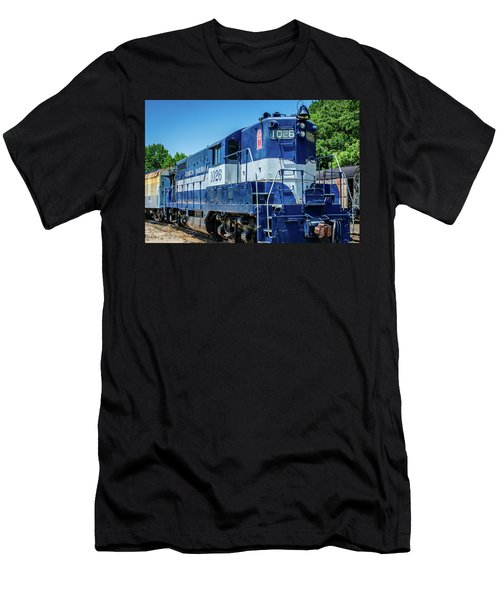 Georgia 1026 Men's T-Shirt (Athletic Fit)