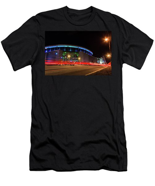 Georgia Dome Men's T-Shirt (Athletic Fit)