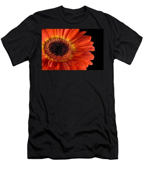 Gerbera I Men's T-Shirt (Athletic Fit)