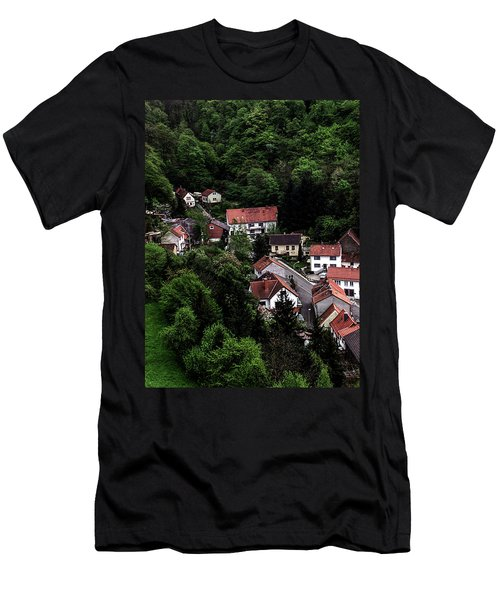 German Village Men's T-Shirt (Athletic Fit)