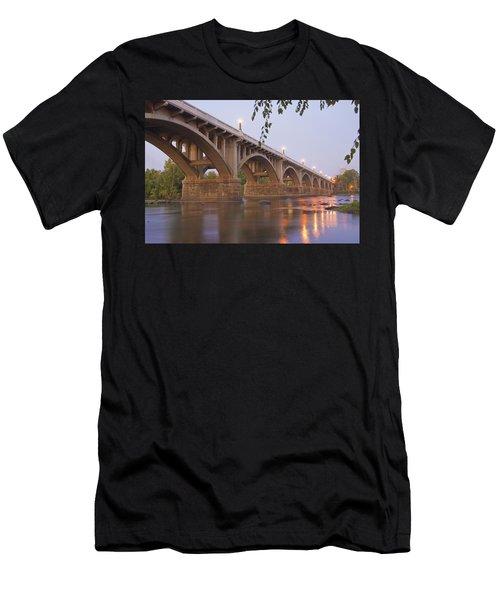 Gervais Bridge Men's T-Shirt (Athletic Fit)