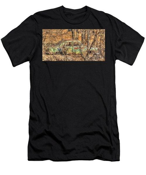 Get Away Car Men's T-Shirt (Athletic Fit)