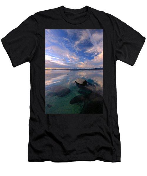 Get Into Nature Men's T-Shirt (Athletic Fit)