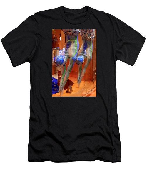 Get Set Go Men's T-Shirt (Athletic Fit)