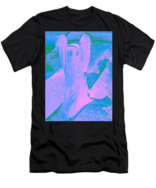 Ghost #4 Men's T-Shirt (Athletic Fit)
