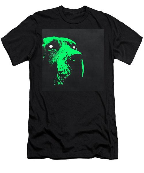 Ghost Dog Men's T-Shirt (Athletic Fit)