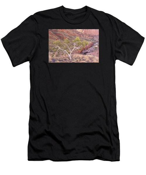 Ghost Gum Men's T-Shirt (Athletic Fit)