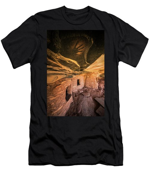 Ghost Hand Men's T-Shirt (Athletic Fit)