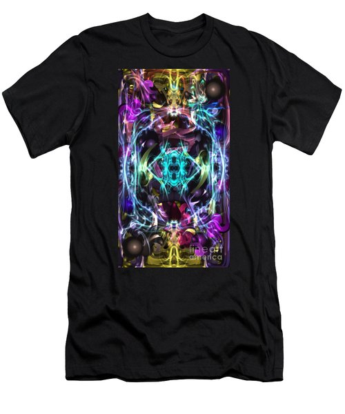 Ghost In The Machine Men's T-Shirt (Athletic Fit)