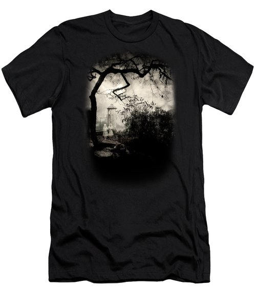 Ghost. Men's T-Shirt (Athletic Fit)