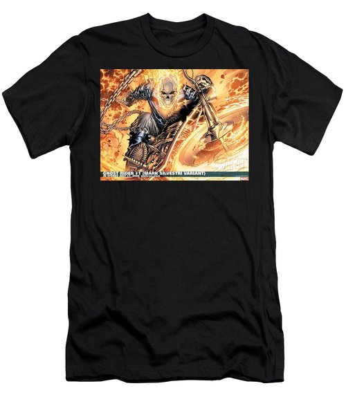 Ghost Rider Men's T-Shirt (Athletic Fit)