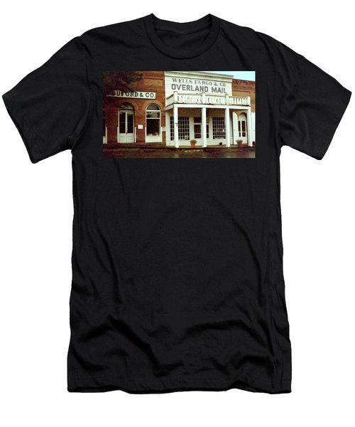 Ghost Town Men's T-Shirt (Athletic Fit)