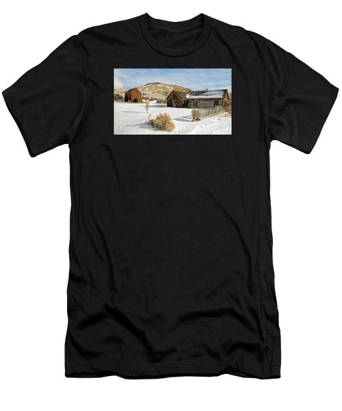 Ghost Town Winter Men's T-Shirt (Athletic Fit)