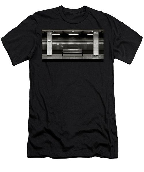 East Berlin Ghost Train Men's T-Shirt (Athletic Fit)