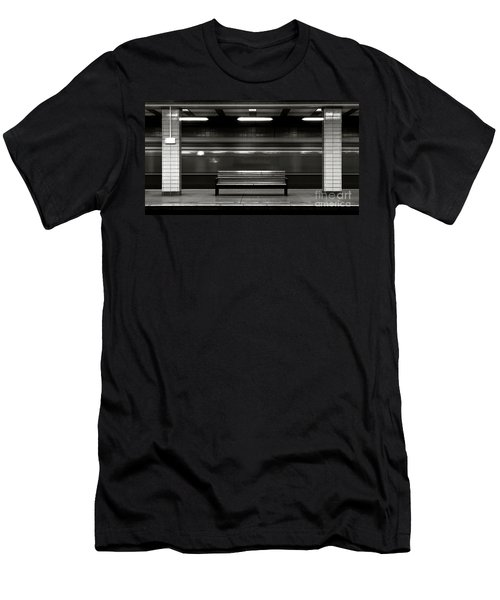 East Berlin Ghost Train Men's T-Shirt (Athletic Fit)