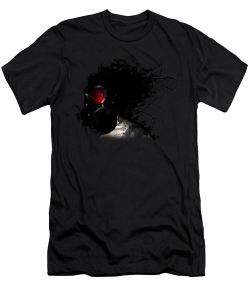 Ghost Warrior Men's T-Shirt (Athletic Fit)