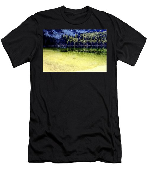 Ghostly Reflections Men's T-Shirt (Athletic Fit)